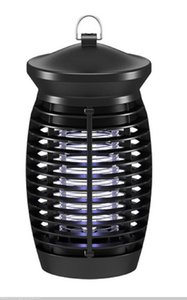 New Electric Mosquito Fly Bug Zapper 365nm UVA Rays Electric Mosquito Killer Machine Insects Killer Lamp