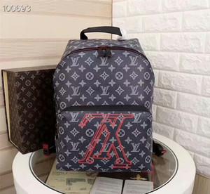 2020 novo de alta qualidade homens homens meninas elegantes da S mochila laptop bolsa de viagem school bolsas 010502 010607