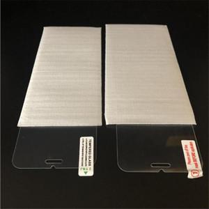 Für Iphone 11 Pro X XR XS MAX Ausgeglichenes Glas-Clear Displayschutzfolie für LG Stylo 4 Samsung Galaxy J7 J5 Prime