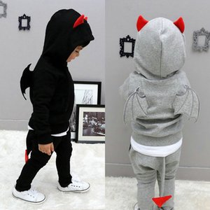 LZH Children Clothing 2018 Spring Baby Boys Clothes Set Hoodies Coat+Pants 2pcs Outfit Kids Girl Tracksuits For Boys Sports Suit CY200516