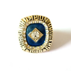 Persönliche Sammlung 1988 Dodge-Baseball-Nation-Meisterschaft-Ring mit Sammlern Vitrine