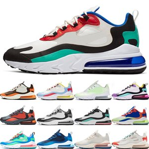 Nike air max 270 react 2020 Nuovo reagire Bauhaus uomini donne scarpe da corsa di sogno Capsule In My percepita Sug8r gratuita di Orange mens formatori traspiranti scarpe da