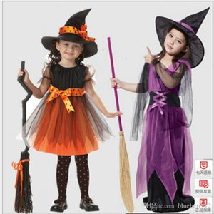 Halloween Cosplay Hot Sale Party Witches Gothic Beauties With Hat Suit New Arrival Woman Performance Mantle Clothes Cape