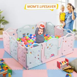 طفل السكك الحديدية طفل لعبة dreamhouse kiddie مركز النشاط playpen المنزل سلامة الطفل ساحة الفيل نمط