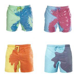 Casual Shorts Male Designer Swimwear Pants Summer Mens Beach Shorts Lace Up Multicolor Printing Loose#157