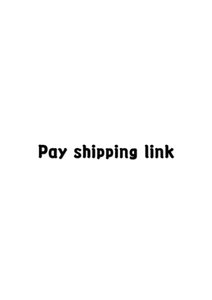 Pay shipping link to make up the post(What price and how much)