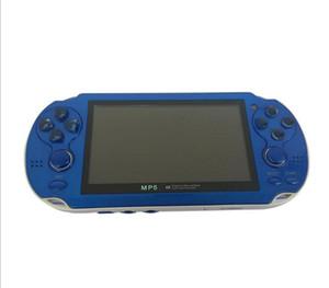 4,3 pouces LCD A10 8 Go de poche Rétro console de jeu vidéo Carte MP5 TF pour le jeu GBA / NES joueur X7 620 vs commutateur