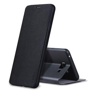 X-level fib luxo pu leather flip capa para samsung galaxy a3 a5 a7 2017 a510 a1010 a710 2016 bussiness livro estilo caso fundas