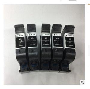 hp45 51645A 45 mürekkep püskürtme çizici mürekkep kartuşu 710c 720c 815c 832C Mürekkep yazıcı gereçler için uygun 2020 sıcak satış