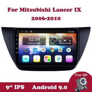 "Android 9 Para MITSUBISHI LANCER IX 2010 -2020 Multimedia Stereo Player 9.0"" dvd carro IPS Touchscreen Autoradio Car Radio Wifi DVR DAB DVD"