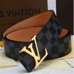 2019 classic men's and women's belts high-quality leather top women's belts metal black buckle gold buckle silver buckle 666