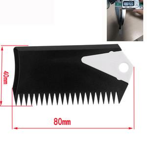 Plástico de alta Qualidade Prancha de Surf Pente de Cera de SUP Placa de Surf Cera Remover Pente com Surfboard Fin combinação de Teclas Sports Acessórios de Surf