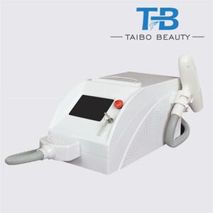 Trattamento del peeling del carbonio della macchina del tatuaggio del laser del ND Yag più popolare di Europa per uso del salone di bellezza