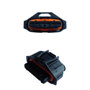 5pcs / lot 6 Pin 6 Way pedale acceleratore automobilistici impermeabili Collegamenti di divisione per 1.928.404,629 mila auto