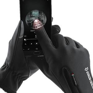 Vêtements imperméable doigts Gants durables pleine d'extérieur Anti-Slip respirant Pêche Gants de vélo Pêche Gants 2 couleurs ZZA924