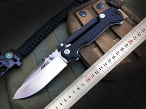 Cold Steel AD-15 couteau pliant lame S35VN G10 + T6061 poignées en alliage d'aluminium couteaux tactiques de camping couteau de survie