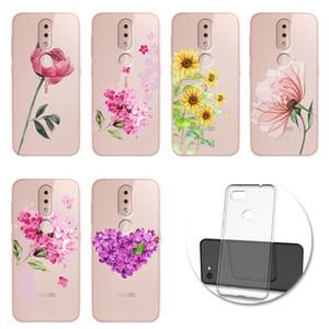 Обложка Cute Flower Rose для Nokia 4,2 7,2 1 8,1 Plus Коке, Завод прямых продаж