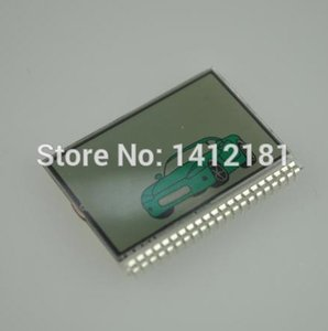 Tamarack / TW9010 Display LCD Para 2 em dois sentidos sistema de alarme de carro Tomahawk TW-9010 Corrente Chave Fob TW 9010 LCD Starter De Controle Remoto