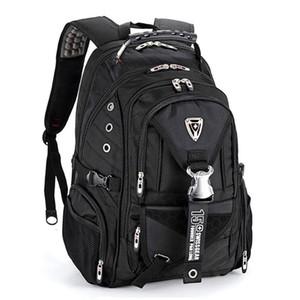 Swiss Gear Laptop Backpack, Waterproof work School Backpack Bag Fits 16 inch Laptop for Men Women 4 Colors