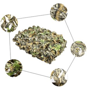 HOT-7Mx1.5M Hunting Camouflage Net Woodland Training Camo Netting Car Covers Tent Shade Camping Sun Shelter Decoration