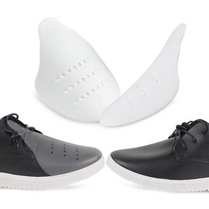 Shoes Support Shields for Sneaker Anti Crease Wrinkled Fold Shoe Support Toe Cap Sport Ball Shoe Head Stretcher Breathable Hot