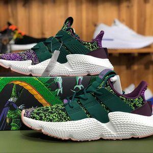Dragon Ball ZX caliente 500 RM Son Goku ante de los deportes de los zapatos corrientes de alta calidad de los hombres Wome ZX500 zapatillas de jogging 36-45 atsneaker Formadores