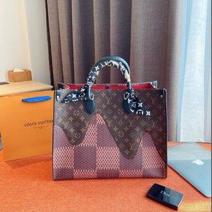 Nova alta qualidade senhoras de grande capacidade costura messengerbag compras saco Messenger Bag senhoras moda selvagem ombro mensageiro saco sacos