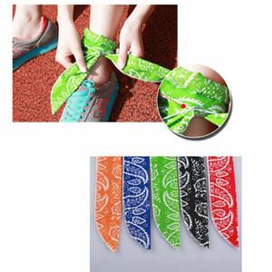 Summer Cooler cou écharpe corps de refroidissement Ice Cool Cravate Wrap Sport Bandeau