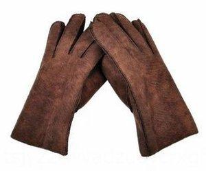 accesorios de Cosplay de la animación de sonido inicial V de accesorios de la muñeca de los guantes de los guantes + muñeca del hogar V Brown y el algodón