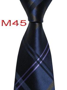 M45 # 100% JACQUARD WOVEN HANDMADE MENS TIE NECKTIE320