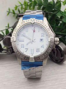 almacén de venta caliente Relojes de la correa de acero de línea 2020 nuevos relojes de los hombres negro Colt del reloj para hombre relojes automáticos de vestir