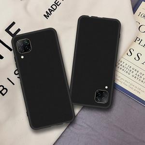 Gertong Ultra Cell Phone fina capa para Huawei Nova 6 SE 7i TPU silicone suave tampa traseira na Huawei P40 Lite P40 Pro P 40
