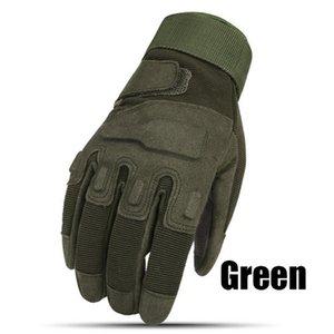 Heiße airsoft mode outdoor sport finger finger militär bergsteigen finger männer radfahren taktische volle gucker handschuhe jagd styles g nhua