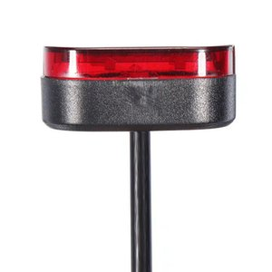 Scooter Rückleuchten für Xiaomi Scooter LED Schwanz hinten Licht für Xiaomi Mijia M365 M365 Pro Elektro-Scooter Sicherheitsbremsleuchte