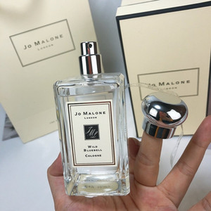 Dropshipping superiore Jo Malone London profumo 100ML selvaggio Bluebell Colonia profuma le fragranze per le donne