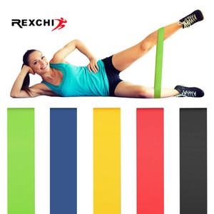 Gymnastik-Eignung-Widerstand-Bänder für Yoga Stretch Pull Up Bands Assist Gummi Crossfit-Trainings-Workout Ausrüstung