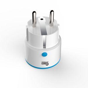 NEO Coolcam Z-Wave NAS-WR01ZE UE Smart Power Plug-Socket Domotique Système d'alarme Accueil Compatible avec Z-Wave 300 et 500 Series