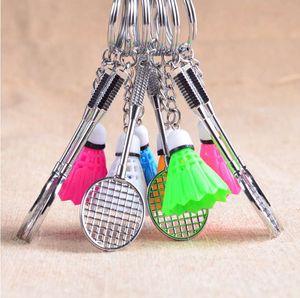 portachiavi Badminton Uomini Donne portachiavi dei nuovi monili keychain Borsa accessori all'ingrosso di alta qualità