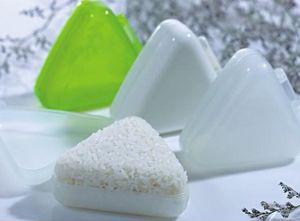 Triangle Moule Sushi New original Boule de riz de Nice presse Maker outil de cuisine Facile à transporter Envoi gratuit LXL728Q