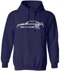 Nissan GTR R32 CLASSIC CAR Felpa con cappuccio - AUTOTEES # 623