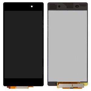 Sony D6502 Xperia Z2 için dokunmatik ekran ile LCD, D6503 Xperia Z2 LCD ekran ekran Digitizer Cam Panel Ön (dokunmatik ekranlı)