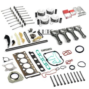 Engine Overhaul Rebuild Kit & Con rods Set 23mm For VW Audi 2.0 TFSI CDN CCZ