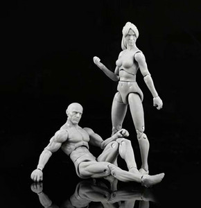 New 3.75 Inch Character Body Set Ver PVC Full Action Figure Collection Toy PVC