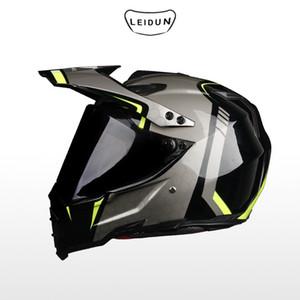 Fantastischer Huaxia Helm Übersee Verteilung Cross Border E-Commerce-Motorrad-Cross-Country-Helm Vollhelm Dot Cenew