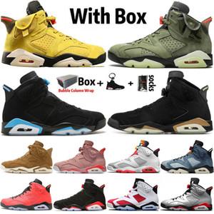 С коробкой StockX мужская баскетбольная обувь 1s top Obsidian UNC Fearless PHANTOM TURBO GREEN 1 Backboard тренажерный зал красный спортивный кроссовок тренер размер 5.5-13