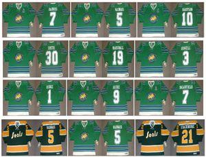 Chandails Vintage Oakland Seals 30 GARY SMITH 19 BERT MARSHALL 1 CHARLIE HODGE 9 BILL HICKE 7 EARL INGARFIELD 7 BILLY HARRIS RetroCCM Hockey