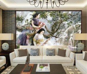 Custom beauty Photo Wallpaper 3D stereoscopic Wall Mural Wallpaper papel de parede 3d wall stickers 3 d Wallpaper for Walls