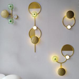 modern penteadeira crystal dining room aisle living room bedroom lamp home deco