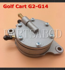 Bomba de combustible para Yamaha gas del carro de golf G2 G9 G11 G14 J38-24452-10-00