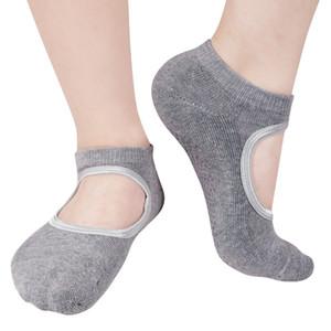 Thefound Brand 1 paire de chaussettes de sport Bonne flexibilité Chaussettes en coton respirant pour Balle Dance Fitness Vêtements de sport Accessoires